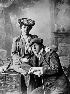 The Russian opera singer Feodor Ivanovich Chaliapin wearing a beret and seated next to his Wife Iola Tornagi. Fine Art Prints, Canvas Prints, Opera Singers, Wonderful Images, Photo Puzzle, Online Printing, Digital Prints, Poster Prints, Beret