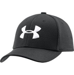Under Armour Boys' Blitzing Stretch Fit Hat | DICK'S Sporting Goods