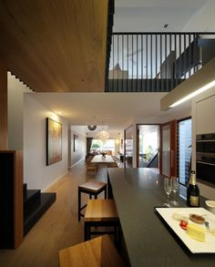 Beeston Street House by Shaun Lockyer Architects