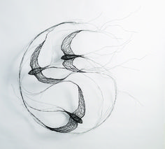Flying Swifts