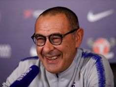Chelsea boss Maurizio Sarri suggests that he would sign Christian Eriksen over Harry Kane if given the chance to take one player from Tottenham Hotspur. Chelsea Squad, Chelsea Football, Chelsea Fc, Manchester City, Manchester United, Maurizio Sarri, Tottenham Hotspur Football, Latest Sports News, Europa League