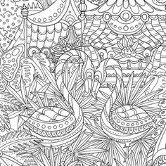 Adult ColoringColoring BooksColoring PagesBoth SidesParis