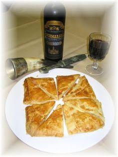 Khachapuri - traditional georgian cheese bread-OMG this is soooooooo good!