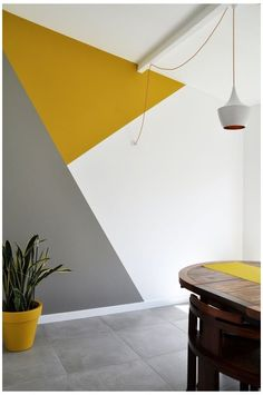 Room Wall Painting, Room Paint, Wall Art, Wall Painting Patterns, Wall Paintings, Wall Patterns, Bedroom Wall Designs, Bedroom Decor, Wall Decor