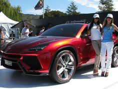 A Lamborghini SUV? Urus makes its U.S. debut - LGMSports.com