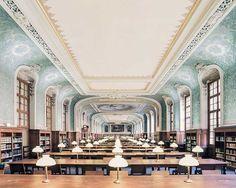 Biblioteca interuniversitaria de La Sorbona, París