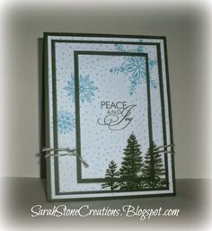 Sarah Stone Creations: Triple Time for Christmas