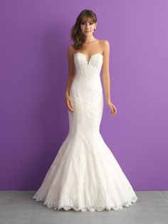 Allure Bridals 9356 Wedding Dress Photo