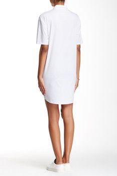 TOV Bow Front Zip Dress