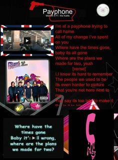 #Maroon5 ft. #WizKhalifa - Payphone