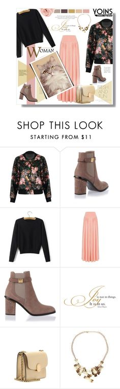 """""""Hijab"""" by sans-moderation ❤ liked on Polyvore featuring Alexander McQueen, Seed Design, Marc Jacobs, Chan Luu, Winter, hijab and yoins"""