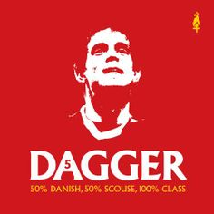 ♠ Daniel Agger #LFC #Artwork Liverpool Fans, Liverpool Football Club, Uefa Super Cup, This Is Anfield, European Cup, You'll Never Walk Alone, Times, Fields, Memories