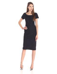 Nicole Miller Women'S Seamed Sheath Dress #Dress #Casual #WearToWork @bestbuy9432