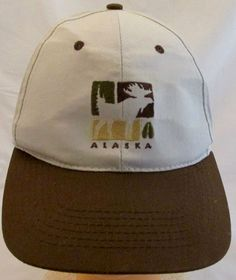 ad3d8222f05 Alaska Trucker Snapback Cap Hat New Moose Logo 100% Cotton   AlaskaShirtCompany  Trucker Snapback