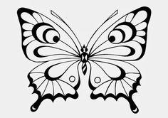 borboleta para bordar