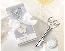 Chave a meu coração abridor de garrafas favores do casamento e presentes partido(China (Mainland))
