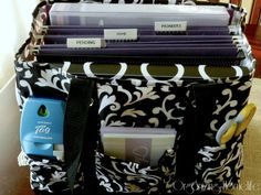 Thirty One Organizing Utility Tote Giveaway | Organizing Homelife