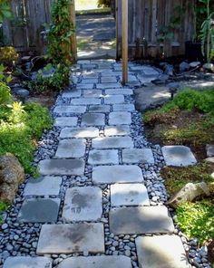 Front Yard Rock Garden Landscaping Ideas (19) #japanesegardens #landscapingideas #LandscapingFrontYard