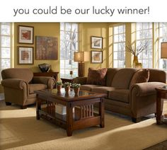 Win a $1,000 Shopping Spree from a locally owned and run business in Elizabethton, Tennessee.  They have beautiful furniture.