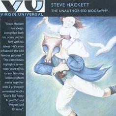 Steve Hackett - The Unauthorised Biography (1992) - MusicMeter.nl