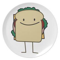 happy sandwich - Google Search