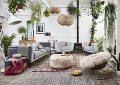 A sense of genuine uniqueness embodies the Eclectibles trend, influenced by both Nordic and Bohemian interiors.