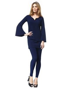 Raquel - navy  | LaDress