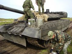 """Experimental tank """"Object 640"""" """"Black Eagle"""" is probably 2010"""