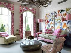 Colorful Living Room Design In Pastel Colors at Awesome Colorful Living Room Design Ideas