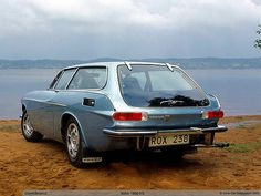 p1800 volvo es, if it only had a tent off the back glass