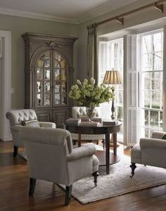 30+ Elegant French Country Cottage Decoration Ideas - trendhmdcr.com