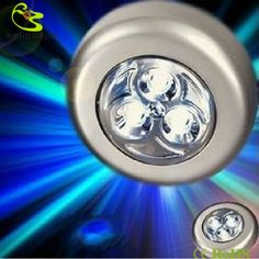 Pat & touch led light lamp in wall, cabinet, Corridor,porch, bedside, emergency lighting portable led night light lamp $17.94 Led Recessed Ceiling Lights, Wall Lights, Spotlight Lamp, Light Touch, Emergency Lighting, Projector Lamp, Lamp Bulb, Led Night Light, Downlights