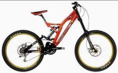 2005 Norco Team DH Downhill Bike Mountain Bicycle, Mountain Biking, Off Road Cycling, Downhill Bike, Bike Store, Bicycle Design, Mtb, Bicycle, Bike Design
