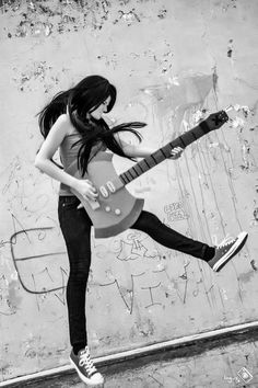 Marceline cosplay by Lunaug