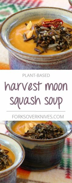 Even though this soup bursts with fall flavors, you don't need to wait until harvest season to enjoy it. Squash stores so well that it's available year round, and this lovely recipe takes advantage of how sweet and rich it...  Read more