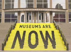 Museum of Contemporary Art Chicago #art #streetart #travel http://artsyforager.wordpress.com/2012/08/24/friday-finds-stairmasters/#