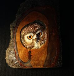 Wood Carving Bird Carving  OOAK   Hand Carved by DonnaMariesArt, $65.00