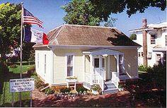 Mamie Doud Eisenhower Birthplace, Boone, IA
