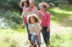 8 ways to have healthy family fun this spring #family #parenting #kids