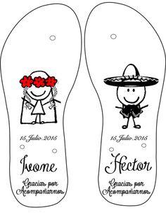 Sandalias con diseño Mexicano  www.andalisandaliasypantuflas.com