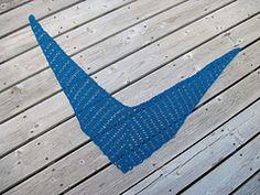 Little wing shawlette ~ free