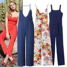 La combinaison pantalon, sélection shopping