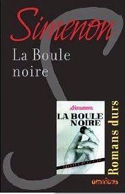 Les vendredis de la Lecture et du Téléchargement -Episode 98 (La boule noire, Georges Simenon) | Le Bouquinovore