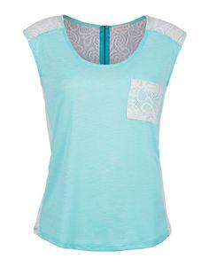 Ardene - T-shirt with zip back
