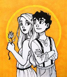 Apollo Percy Jackson, Percy Jackson Annabeth Chase, Percy Jackson Fan Art, Percy And Annabeth, Percy Jackson Memes, Leo Valdez, Leo And Calypso, Percy Jackson Characters, Oncle Rick