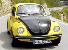 Volkswagen GSR, One of the classic VWs to be showcased at the Classic Days car festival held at Schloss Dyck in Jüchen from August 3 to Just of this model were produced in Vw Modelle, Volkswagen, Vw Super Beetle, Thing 1, Vw Beetles, Cool Cars, Simile, Rally, Motors