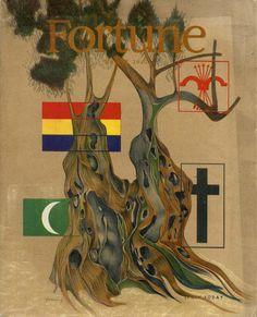 Portada revista Fortune 1945, sobre España.