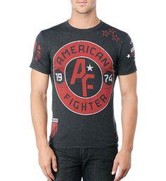 Men's Tops | American Fighter American Fighter, Mens Tops, T Shirt, Fashion, Supreme T Shirt, Moda, Tee Shirt, Fashion Styles, Fashion Illustrations
