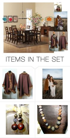 """""""Thanksgiving With Alice, Nadya and Carol"""" by pippinpost ❤ liked on Polyvore featuring art, vintage, etsy, handmade, etsyshop and SpecialT"""