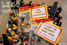 michelle paige: LEGO Valentines